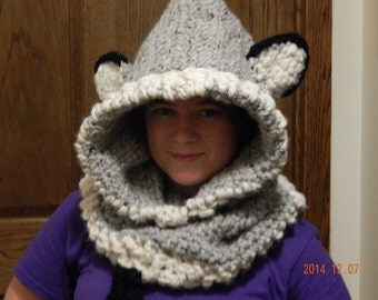 Hooded Cowl (Made to Order)