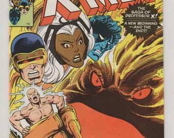 Uncanny X-Men, V1, 117, Bronze Age Comic Book.  NM-.  January 1979.  Marvel Comics