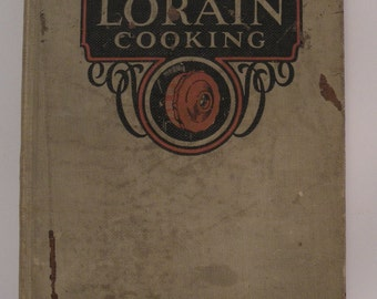 Lorain Cooking, 1930, American Stove Company, St. Louis, Mo.