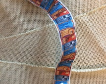 Safari Jungle Wild Animal Baby Animal Print Grosgrain Ribbon Pacifier Clip Binky Clip Paci Clip