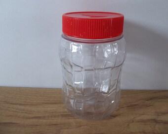 Peanut Jar -  Peanut Butter Bank - Peanut  Bank - Peanut Butter Jar
