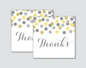 Yellow and Gray Printable...
