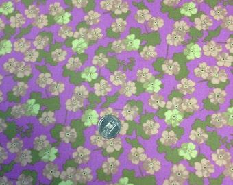 plum color, flowers, yellow. green, Martha Negley, wildfower, flower sprinkle,