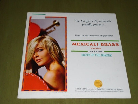 Mexicali Brass, The - Christmas With The Mexicali Brass