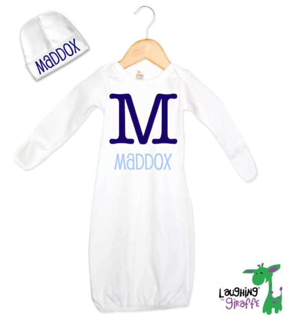 Personalized Baby Gift Ideas Boy : Personalized baby gift set boy clothes