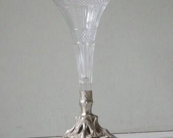 Antique French Vase // Art Nouveau