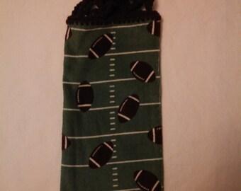 Football Field Hanging Kitchen Towel