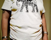 Animal Rights T-shirt  -  It Isn't Courageous To Speak Up For Animals - It's What We're Supposed To Do