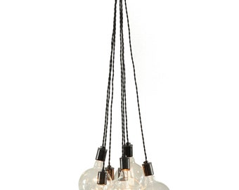 Modern chandelier - Hanging Light - Ceiling Light - Lighting - Pendant Lighting - Pendant Chandelier - Modern Light - Bar Light  - Light