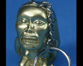 Indiana Jones Fertility Idol Keyring Not a Prop