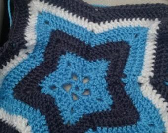 Baby Star Burst Blanket