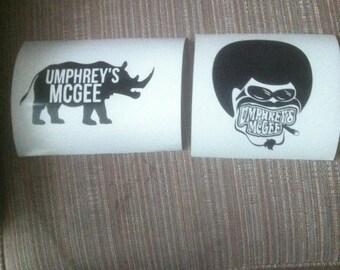 Umphreys McGee Sticker/Decal