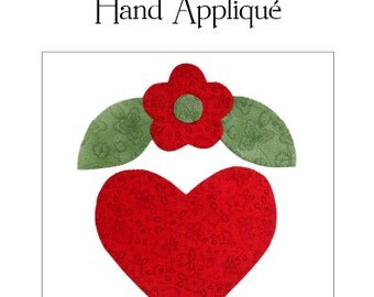 Illustrated Guide to Back-Basting Hand Appliqué, Appliqué Instructions