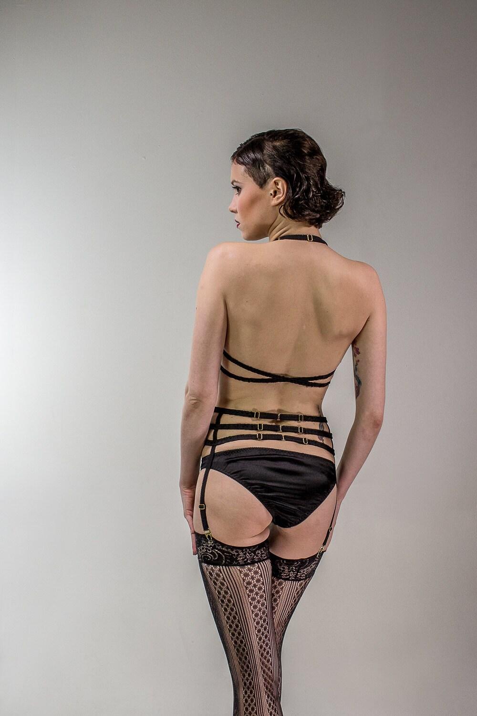 Aphrodite Silk Satin Panties Briefs Knickers 20 Colors