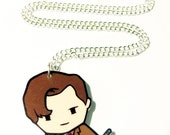 11th Time Traveller - Necklace