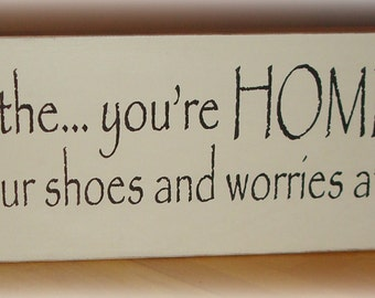 Large wood sign. Sign with sayings. inspirational quote. Farmhouse sign. Hand painted sign board. rustic decor. Primitive decor.