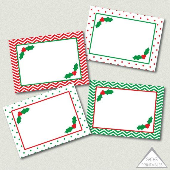 Printable christmas labels christmas printables mistletoe labels editable labels printable for Free printable editable christmas gift tags