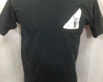 "Vintage Harry Carabina ""Harry Caray"" Tour T-Shirt Size Medium"