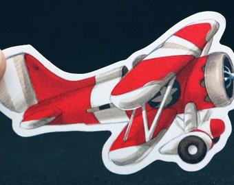 Airplane Die Cuts - 12 Quantity
