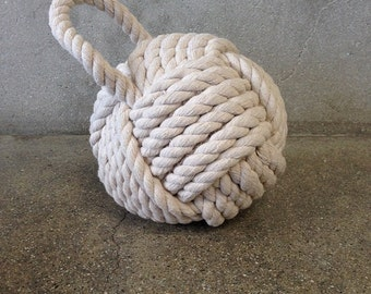 Rope Knot Door Stop (DD2BBS)