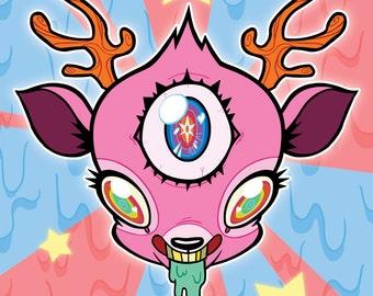 Acid Deer
