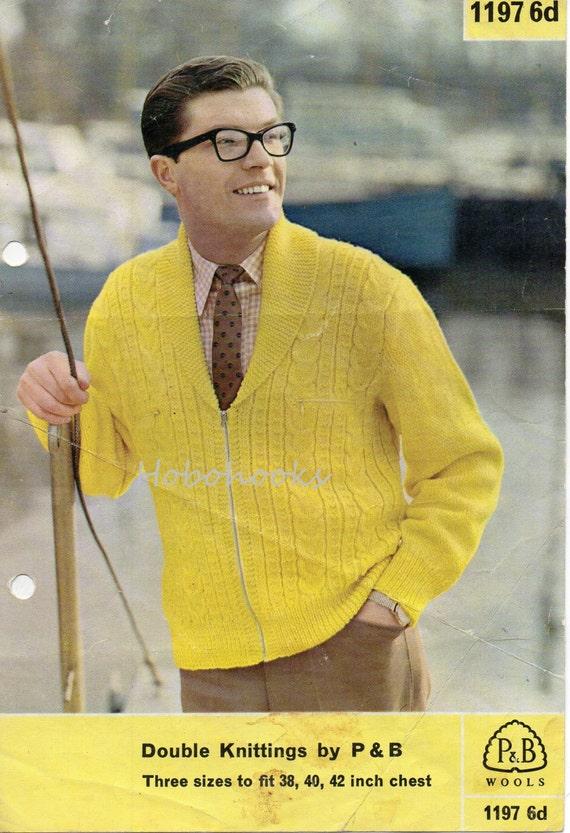 Mens Zipper Sweater Patterns 26