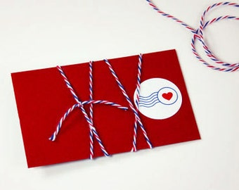 SALE! Love Mail Petite Stickys from Whiskers Graphics