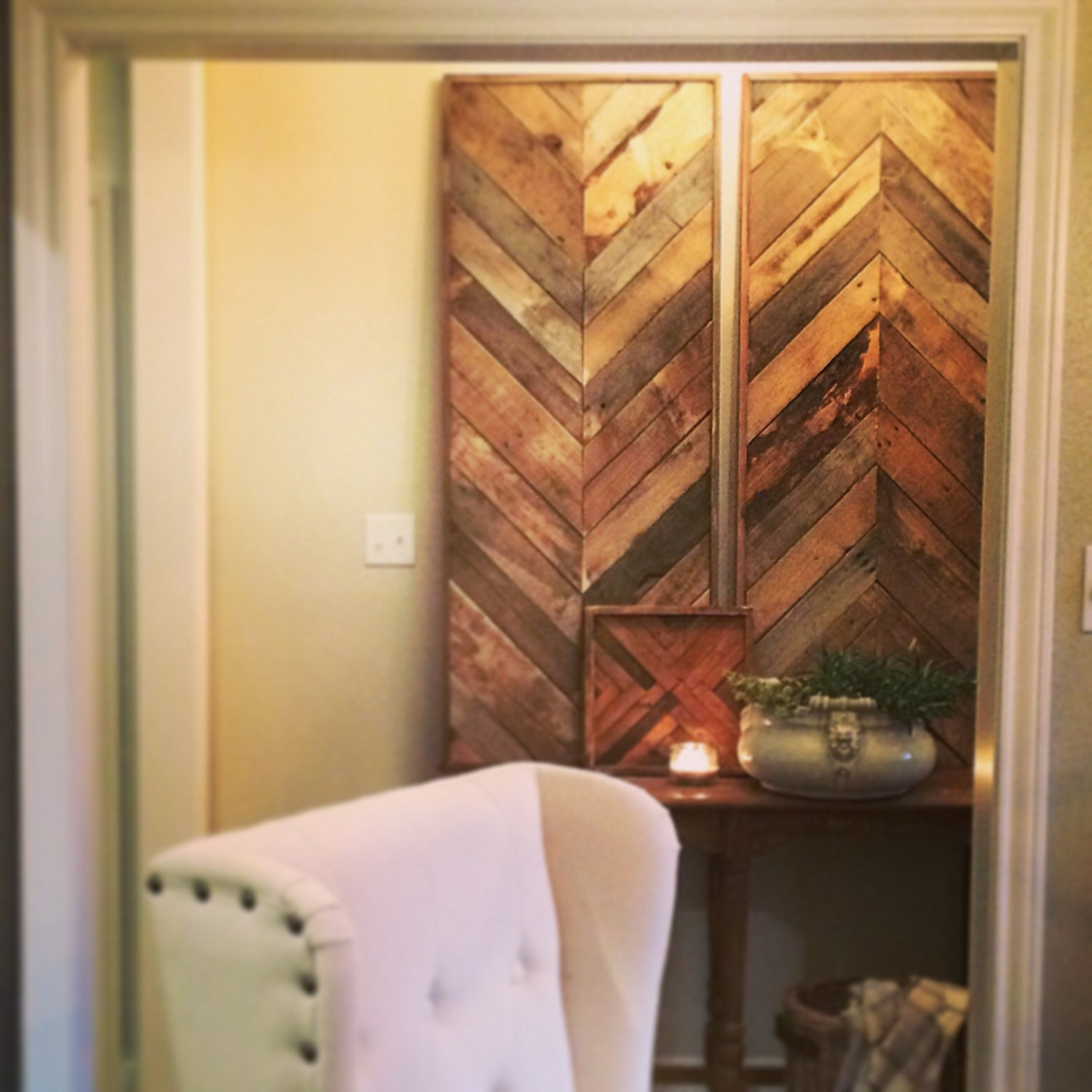 Inject Warmth Into Your Home With Reclaimed Wood Wall: Reclaimed Wood Wall Art Barn Wood Reclaimed Art