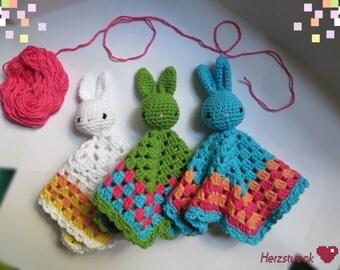 Amigurumi Bunny Snugglers