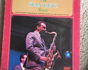 Vintage Album The Stan Getz Years
