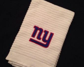 NY GIANTS  Dish Towel