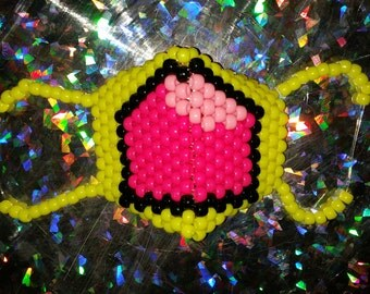 Awesome Face Kandi Rave Mask