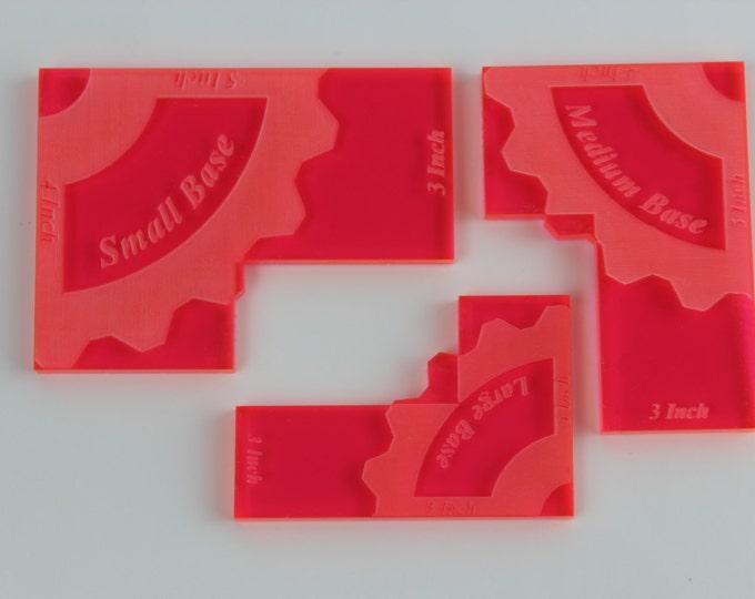 Neon Pink - War Machine Blast Key 3 Pack