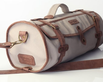 Motorcycle Barrel Bag