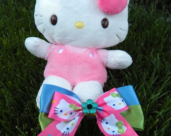 Hello Kitty Hair Bow
