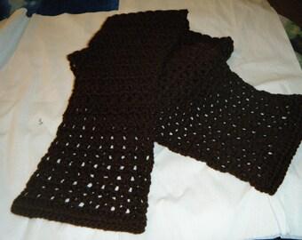 Handmade V Stitch Scarf