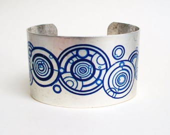 Doctor Who Gallifreyan Symbol Cuff