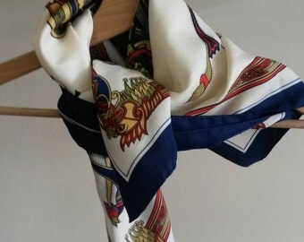 Vintage Italian scarf