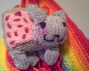 MADE TO ORDER - Nyan cat - scarf