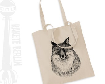 Tote Bag  'Fox'