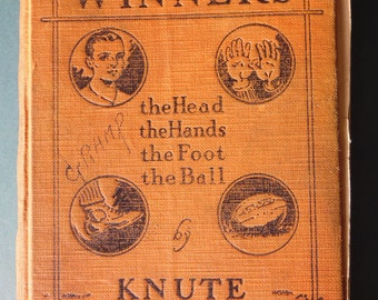 The Four Winners by Knute Rockne, 1925