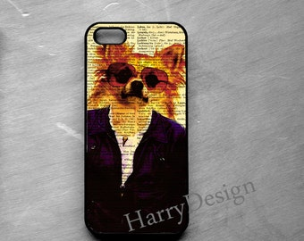 Mr Dog iPhone case, iPhone 4 / 4s / 5 / 5s /5c, iPhone 6 / 6 Plus case, Samsung Galaxy S3 / S4 / S5 case, Note 2 Note 3 case, iPod Touch