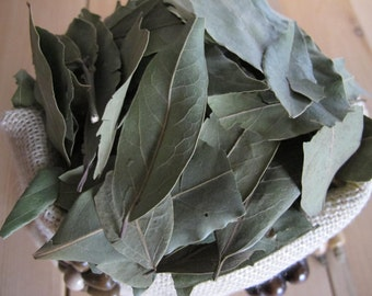 Bay Leaf - 2 oz (57 g) - Bay Laurel (Laurus nobilis)