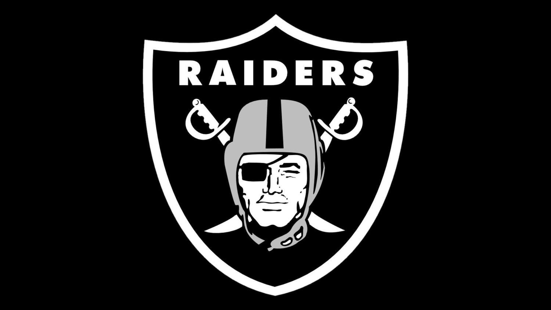 Oakland Raiders Bling Emblem Car Decal