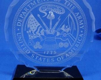 Military Desk Ornament