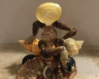 Seashell Sculpture