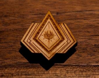 Battlestar Galactica - Admirial Pip Magnet