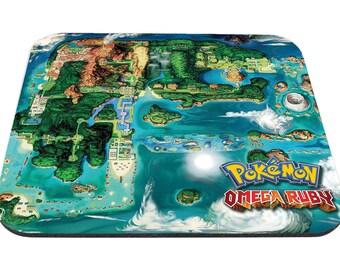 Pokemon Omega Ruby Mousepad