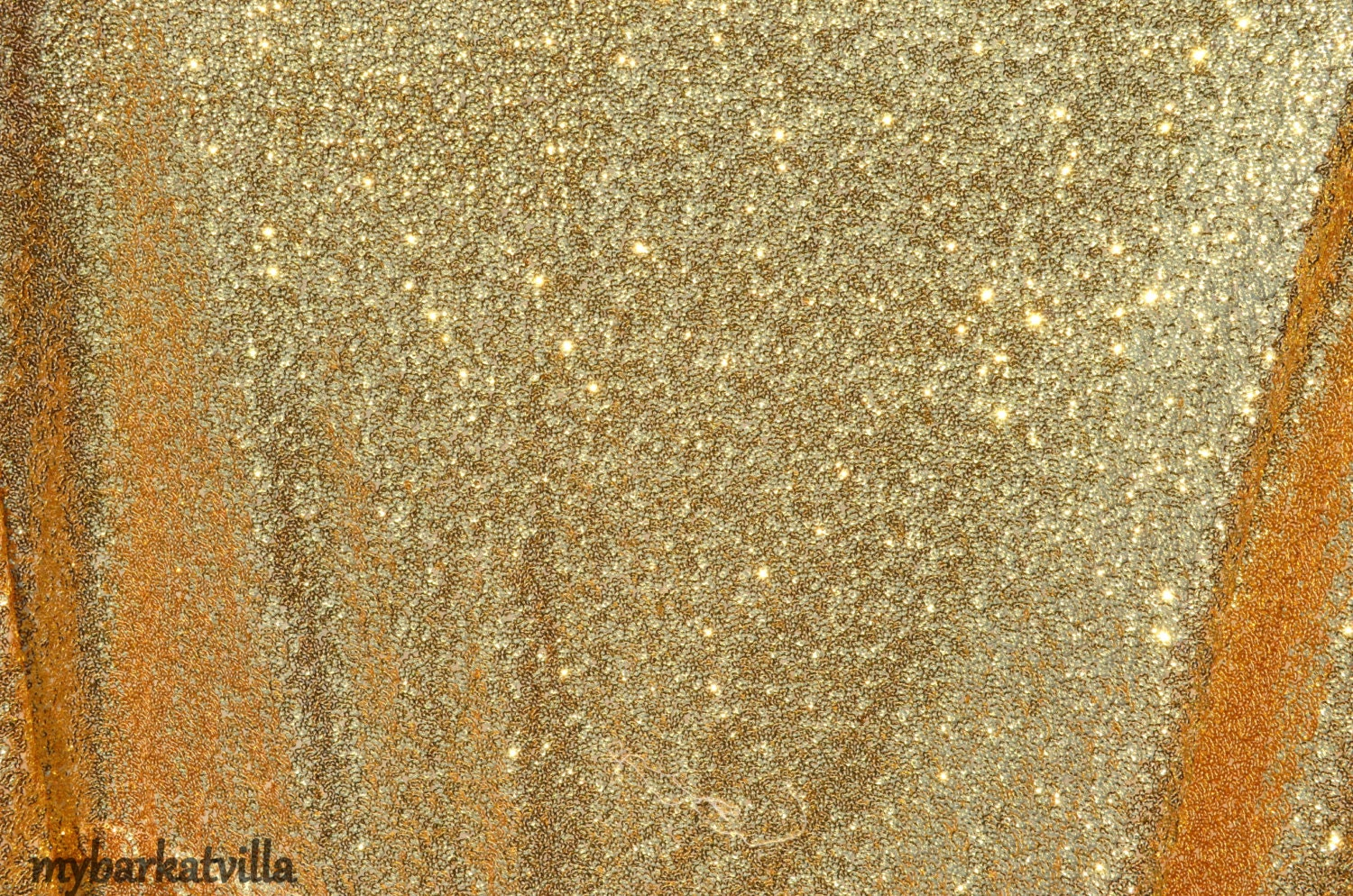 10 yard natural gold sequin fabric sequin by mybarkatvilla for Sequin fabric