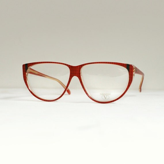 Original Valentino eyeglasses 80s vintage by ...